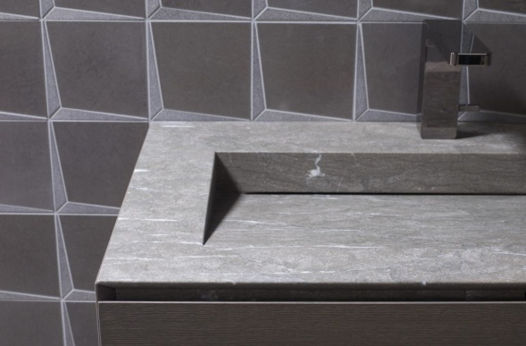 What is lavabo stone table?